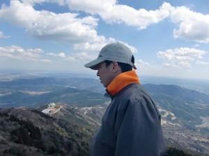 けいじと山の中へ